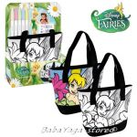 Fairies shoulder bag for painting, 300186