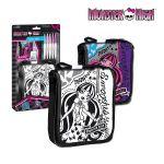 Monster High shoulder bag for painting, 282701