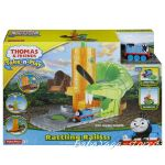 Игрален комплект Thomas & Friends Rattling Railsss от серията Take-n-Play Fisher Price, CDM88