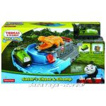 Игрален комплект ГАТОР Thomas & Friends Gator's Chase & Chomp PlaySet от серията Take-n-Play, Fisher Price, CDN05