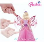 Barbie Mariposa and The Fairy Princess Catania Mattel Y6373