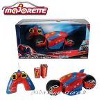 Majorette Spiderman МОТОР с дистанционно управление Cyber Cycle B/O - 9752