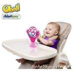 RhinoToys Oball Rollin' Rainstick™ Rattle - 81030