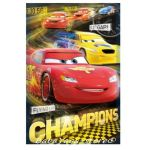 Kids fleece blanket Cars Champions, 7243