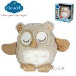 8522 Спокойно БУХАЛЧЕ музикална играчка от CloudB, Nighty Night Owl OnTheGo