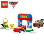 LEGO Duplo CARS Classic Race - 10600