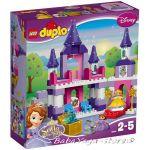 LEGO DUPLO Sofia the First Royal Castle - 10595