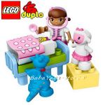 LEGO DUPLO Клиниката на Докторката Doc McStuffins Backyard Clinic, 10606