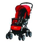 Детска количка FIRENZE Kiddo - 1002 червена