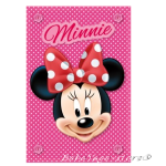 Детско одеяло МИНИ МАУС Minnie Mouse fleece blanket DOTS - 07227
