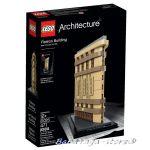 2016 LEGO Architecture Флатайрън Билдинг Flatiron Building, New York - 21023