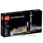 2016 LEGO Architecture БЕРЛИН, Германия Berlin - 21027