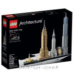 LEGO Architecture НЮ ЙОРК Сити, New York City, 21028