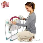 Bright Starts Portable swing Comfort & Harmony Elepaloo - 7130