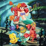 Ravensburger puzzle 3x49 Disney Princess - 09339