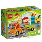 2016 LEGO Конструктор DUPLO Камион влекач Tow Truck - 10814