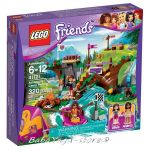 2016 LEGO Friends Adventure Camp Rafting - 41121
