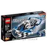 2016 ЛЕГО ТЕХНИК Състезателен хидроплан LEGO Technic Hydroplane Racer - 42045