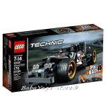ЛЕГО ТЕХНИК Рейсър за бягство LEGO Technic Getaway Racer, 42046