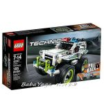 2016 ЛЕГО ТЕХНИК Полицейски преследвач LEGO Technic Police Interceptor - 42047