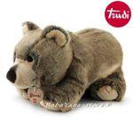 ГРИЗЛИ Мечка Плюшена играчка серията Bussi Classic от Trudi (26см.) - 29104