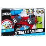 BOOMCo Стелт пушка на Бумко MATTEL STEALTH AMBUSH CBP42