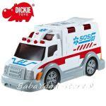 Dickie Toy Ambulance, 37cm - 8338