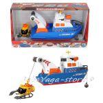 Dickie Изследователска лодка Екшън Сирийс, 33см - 7268348