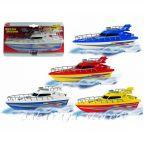 Dickie Лодка Ocean Dream, 4 вида, 23см - 7266805