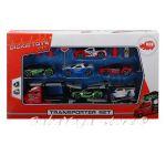 Dickie Автовоз с коли и пътни знаци Transporter set - 3745001
