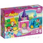 LEGO DUPLO Disney Princess Collection, 10596