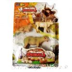 Фигурки на домашни животни ФЕРМА Farm Animals Play set - 9612