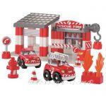 Ecoiffier Abrick Конструктор Пожарна станция Абрик (59ч), 3080