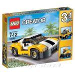 LEGO CREATOR Бърза кола 3 в 1 Fast Car, 31046
