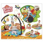 Bright Starts Активна гимнастика Zoo Tails Тигърче - 9279