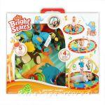Bright Starts Активна гимнастика Jammin' Jungle Африкански приятели - 9218
