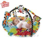Bright Starts Start Your Senses Spots & Stripes Safari Gym - 9167