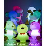Нощна декоративна лампа за детска стая - ПАТЕ Whoppie Giimmo