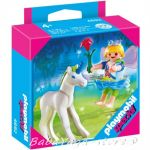 Playmobil Fairy with Unicorn Special - 4692