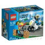 LEGO City Преследване на разбойник Crook Pursuit - 60041