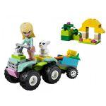 LEGO Конструктор Friends Патрулиране с кучето на Стефани 3935