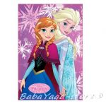 Kids fleece blanket Frozen, 7233