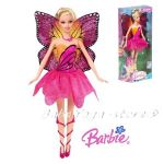 Barbie КУКЛА Mariposa and The Fairy Princess Catania от Mattel Y6403