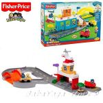 Fisher Price Летище от серията Little People Discovery Airport - C4780