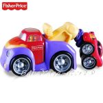 Fisher Price Играчка КАМИОНЧЕ-влекач Rollin' Tug & Rumble Tow Track, V6992