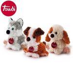 Trudi Плюшена играчка КУЧЕ от серията Tris (18см) - 22000