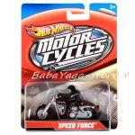 HOT WHEELS Мотоциклети асортимент 1:64 от Мател - X4222
