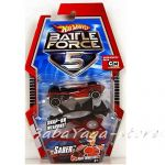 HOT WHEELS Количка за сглобяване от серията Battle Force 5 на Мател - P2009