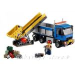 LEGO City Ескаватор и камион Excavator and Truck - 60075