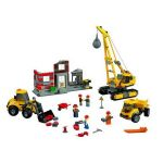 LEGO CITY Demolition Site - 60076